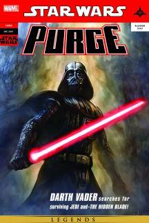 Star Wars: Purge - The Hidden Blade #1