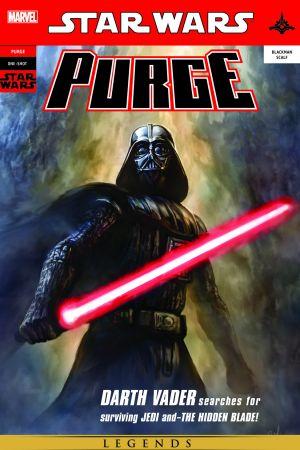 Star Wars: Purge - The Hidden Blade (2010) #1