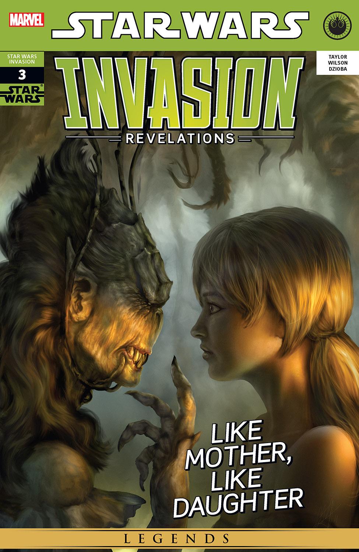Star Wars: Invasion - Revelations (2011) #3