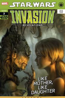 Star Wars: Invasion - Revelations #3