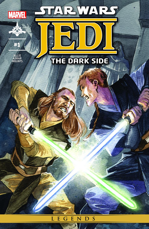 Star Wars: Jedi - The Dark Side (2011) #1