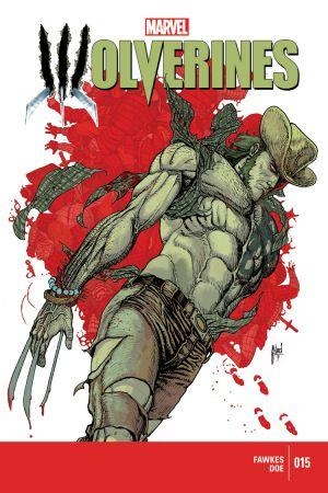Wolverines #15