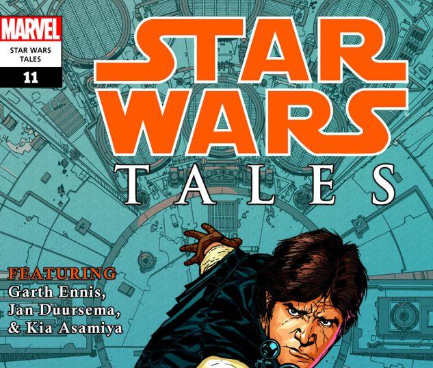 Star Wars Tales (1999) #11