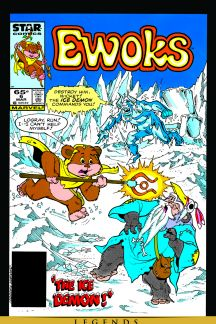 Star Wars: Ewoks (1985) #6