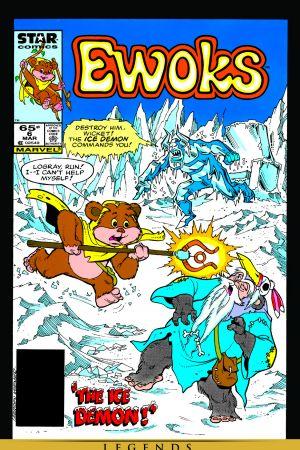 Star Wars: Ewoks (1985) #6