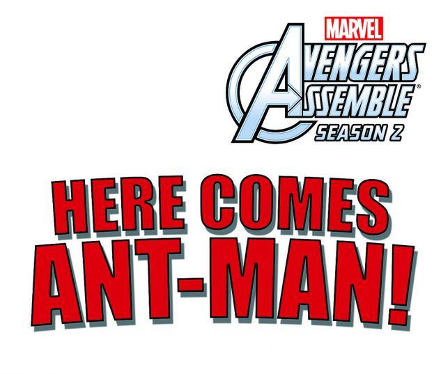 Marvel Universe Avengers Assemble Season Two (2014) #9