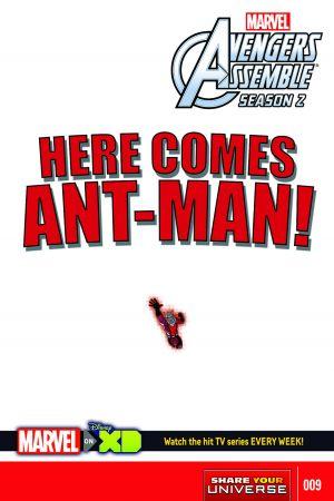 Marvel Universe Avengers Assemble Season Two #9