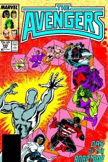 Avengers #290