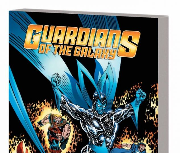 GUARDIANS OF THE GALAXY BY JIM VALENTINO VOL. 3 TPB