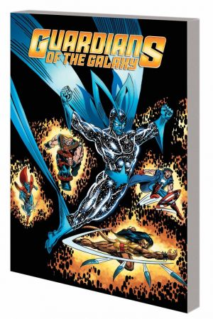 Guardians of the Galaxy by Jim Valentino Vol. 3 (Trade Paperback)