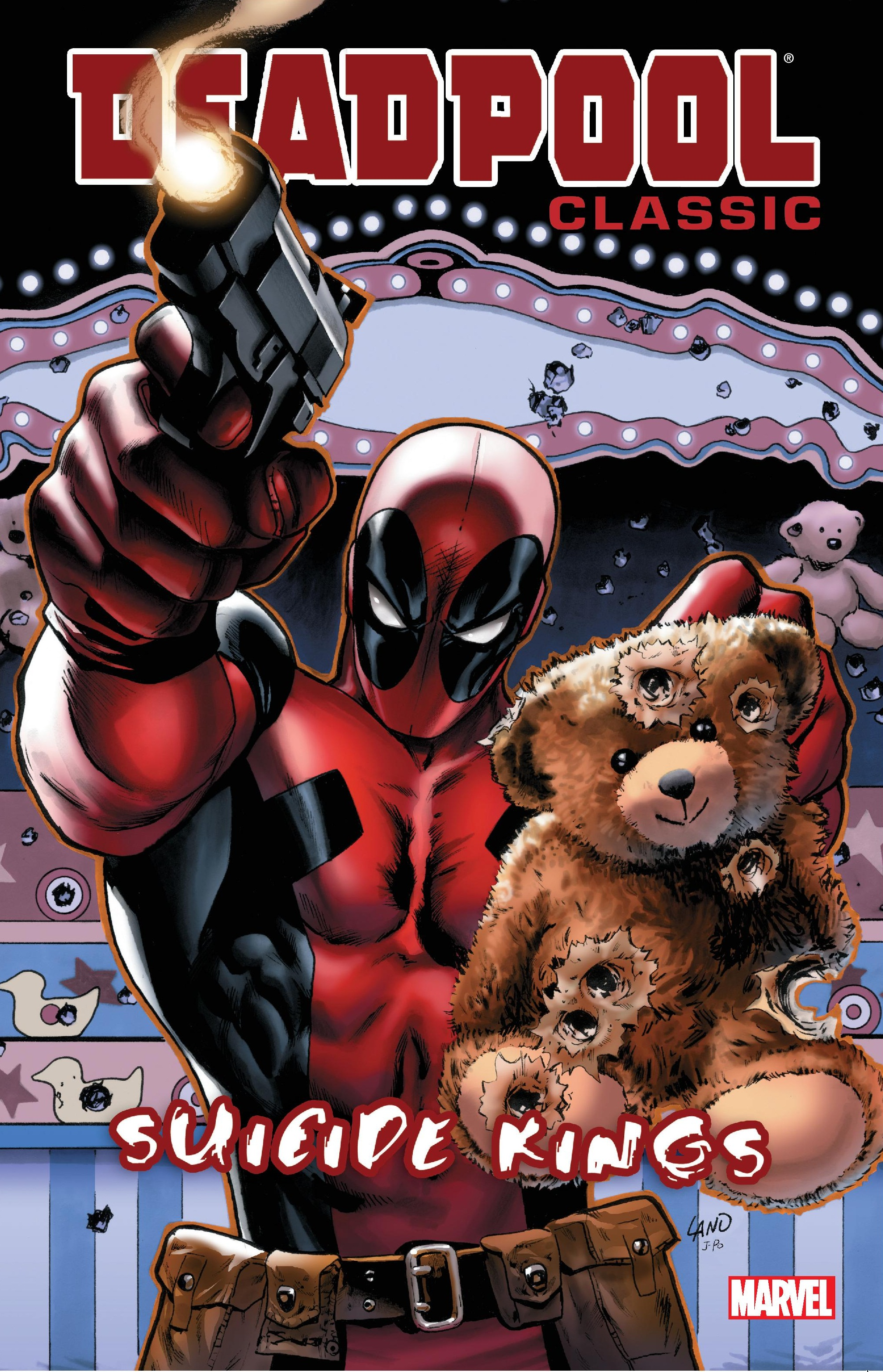 Deadpool Classic Vol. 14: Suicide Kings (Trade Paperback)