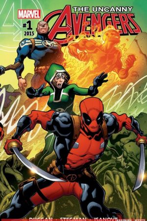 Uncanny Avengers (2015 - Present)