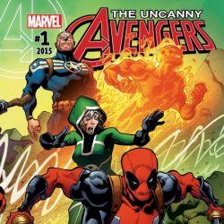 Uncanny Avengers (2015B)