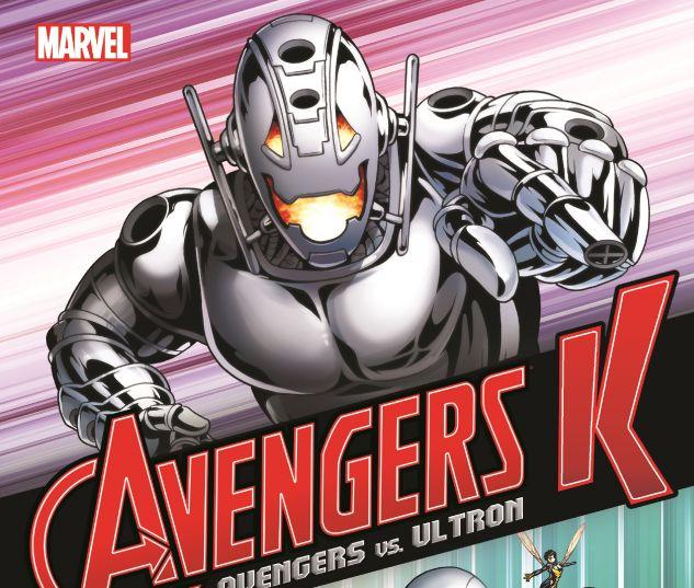 Avengers Manwa: Avengers Vs. Ultron (2016)