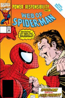 Web of Spider-Man (1985) #117