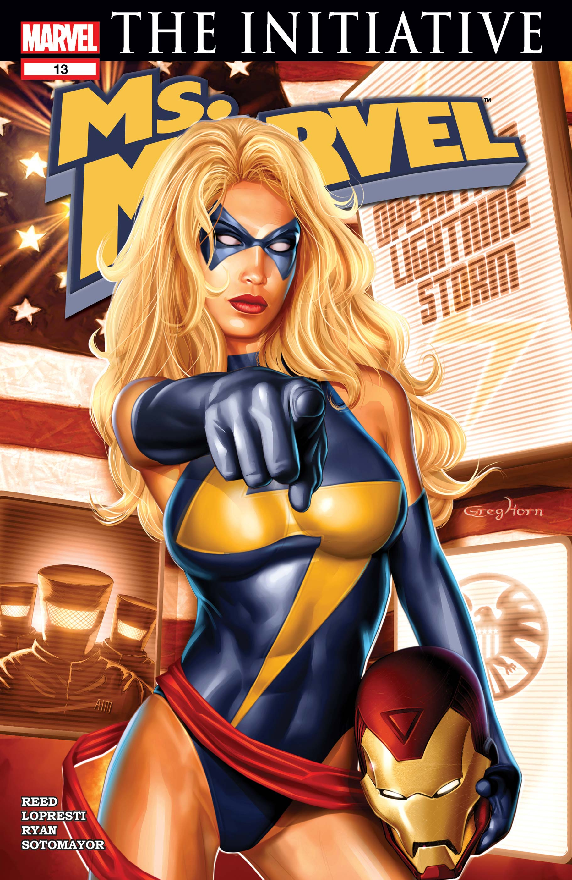 Ms. Marvel (2006) #13
