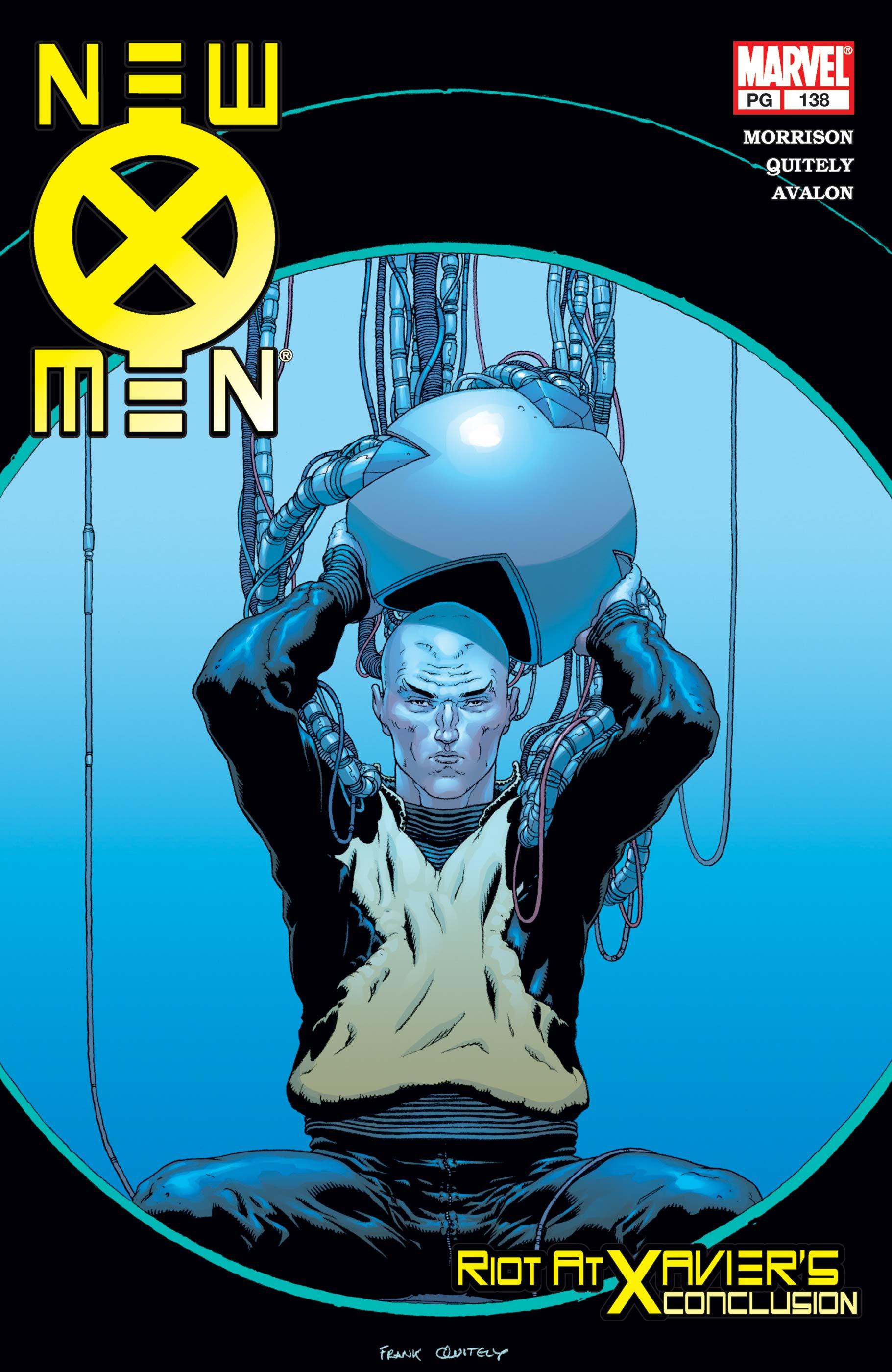 New X-Men (2001) #138