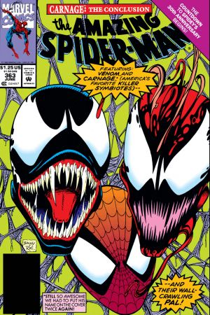 The Amazing Spider-Man (1963) #363
