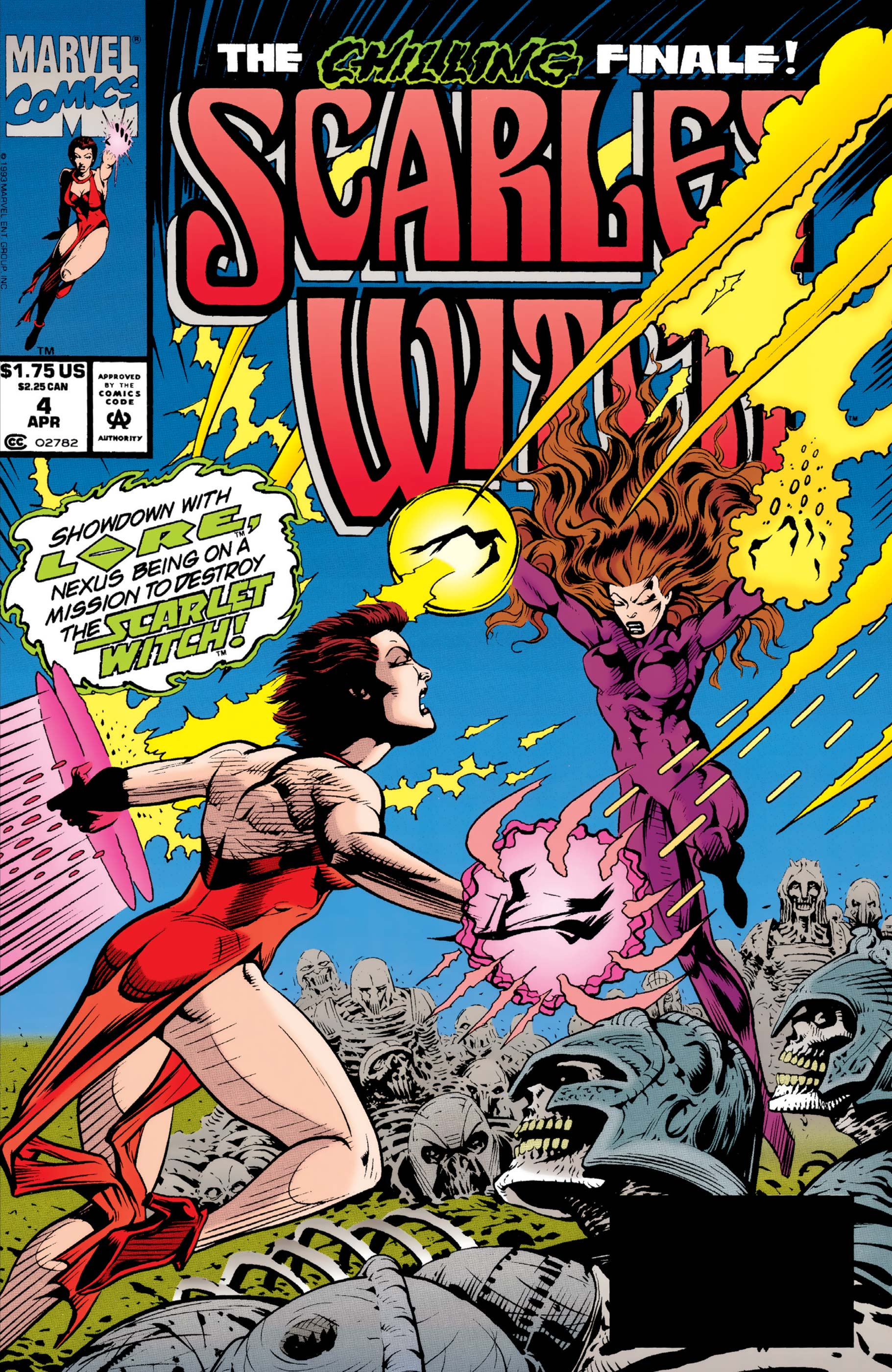 Scarlet Witch (1994) #4
