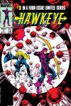 Hawkeye (1983) #3