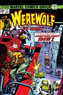 Werewolf By Night (1972) #21