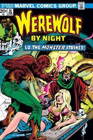 Werewolf By Night (1972) #14