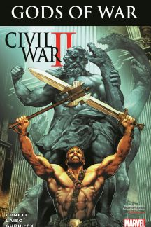 Civil War II: Gods of War (Trade Paperback)