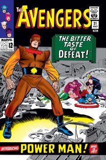Avengers (1963) #21
