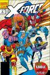 X-Force (1991) #8
