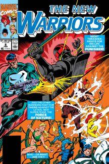 New Warriors (1990) #8