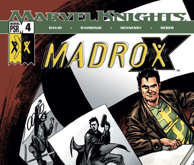 Madrox (2004) #4