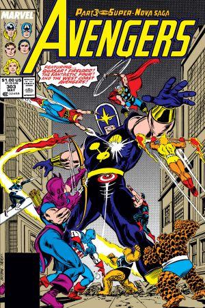 Avengers (1963) #303