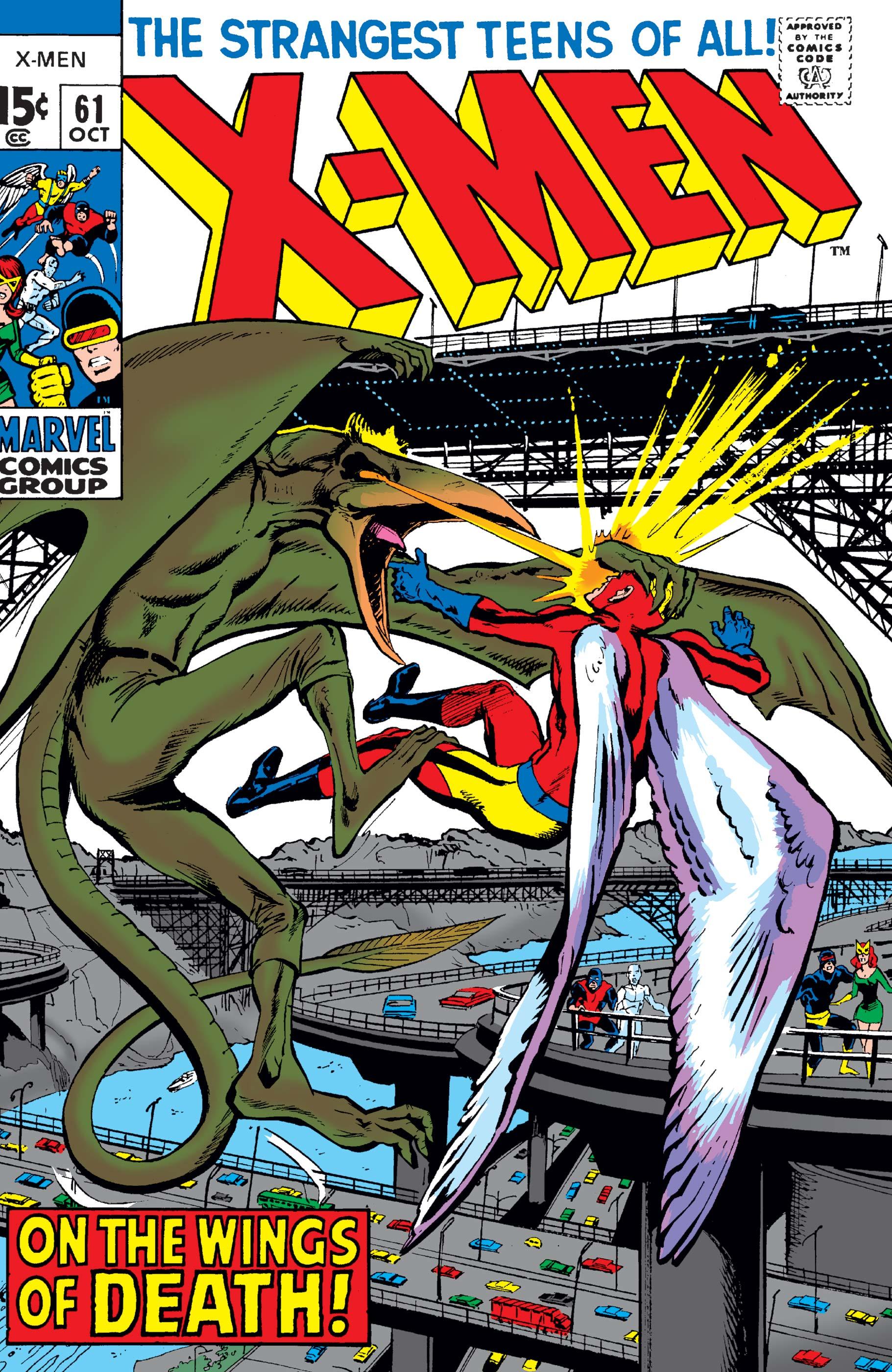 Uncanny X-Men (1963) #61