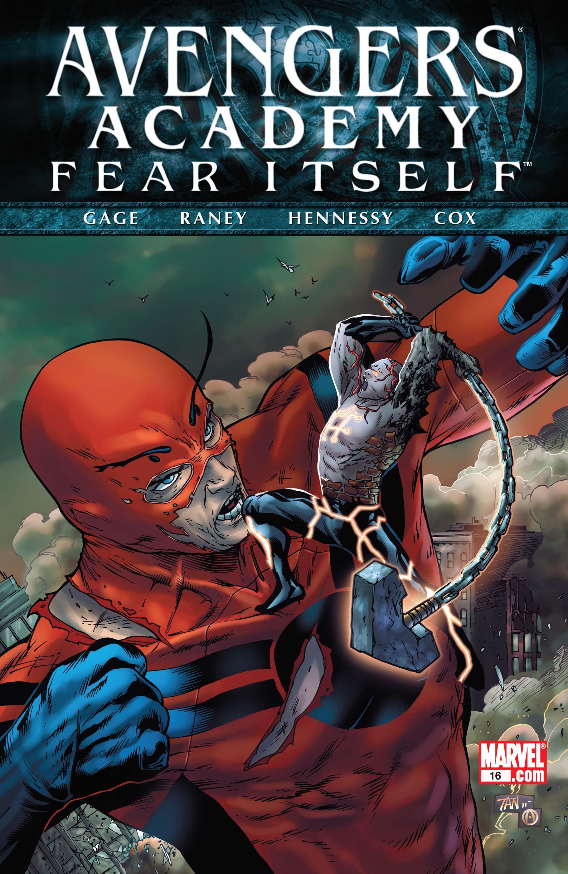 Avengers Academy (2010) #16
