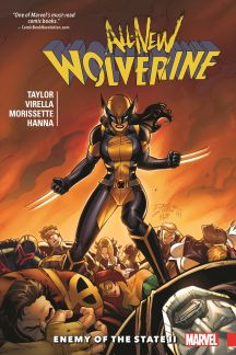 All-New Wolverine Vol. 3: Enemy of the State II (Trade Paperback)