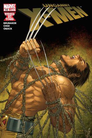 Uncanny X-Men (1963) #498