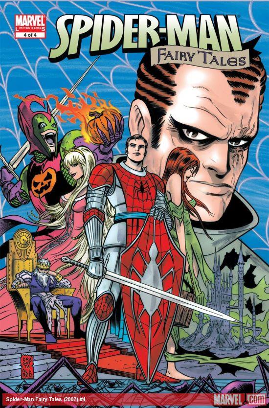 Spider-Man Fairy Tales (2007) #4