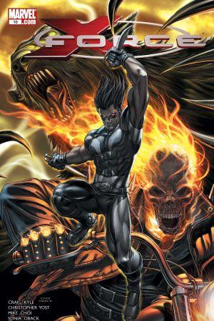 X-Force (2008) #10