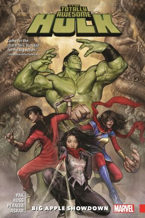 The Totally Awesome Hulk Vol. 3: Big Apple Showdown (Trade Paperback)