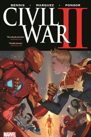 Civil War II (Trade Paperback)