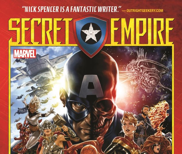 Secret Empire (Hardcover)