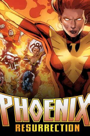Phoenix Resurrection: The Return of Jean Grey (2017 - 2018)