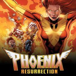 Phoenix Resurrection: The Return of Jean Grey (2017 - 2018)