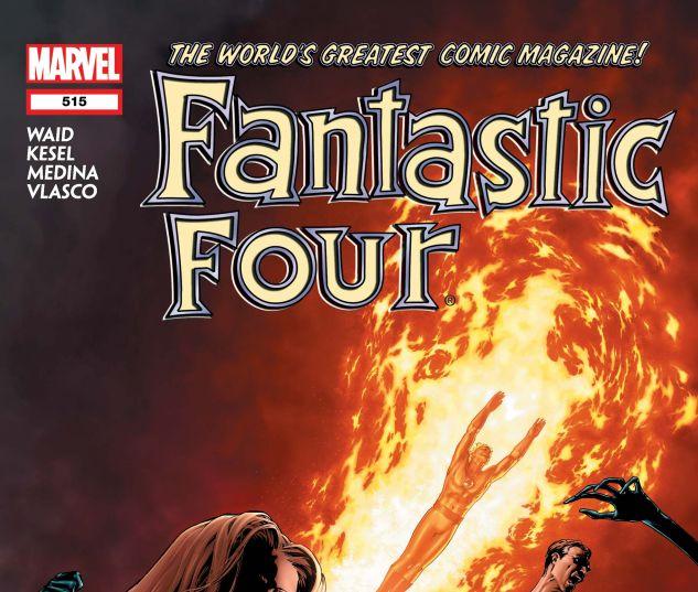Fantastic Four (1998) #515