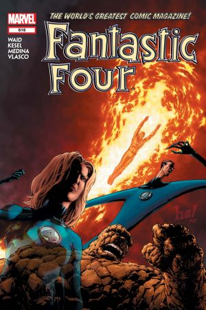 Fantastic Four #515