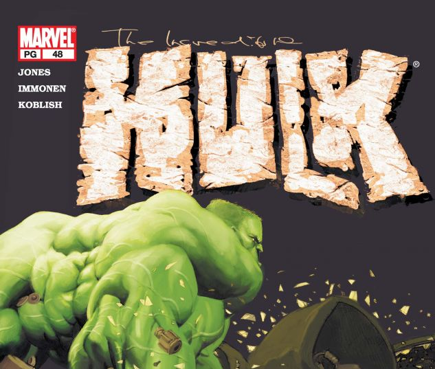Incredible Hulk (1999) #48