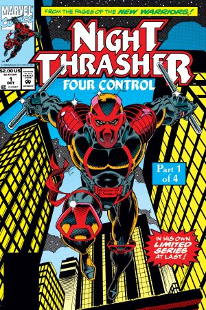 Night Thrasher: Four Control #1