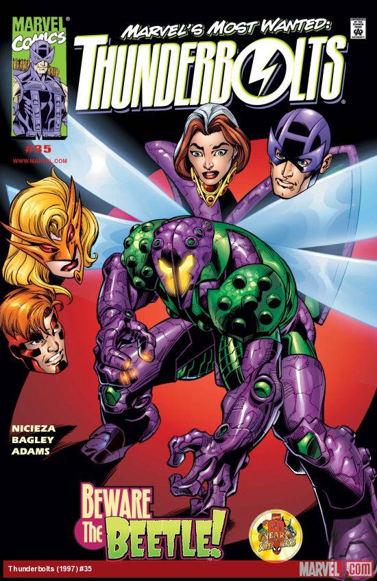 Thunderbolts (1997) #35