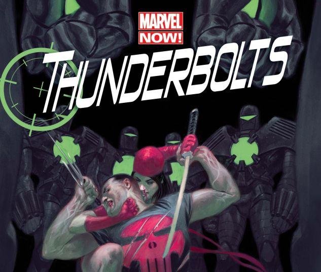 Thunderbolts (2012) #10