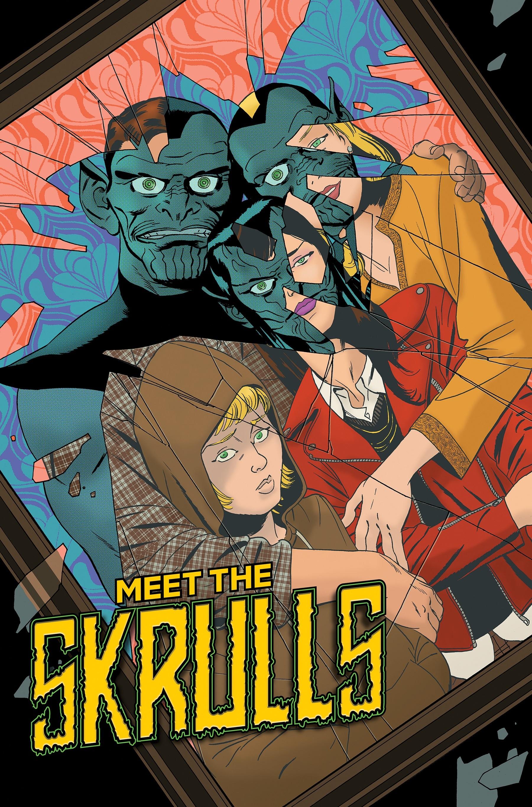 MEET THE SKRULLS TPB (Trade Paperback)
